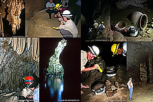 belize caves and caving photos