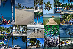 belize cayes and islands photos
