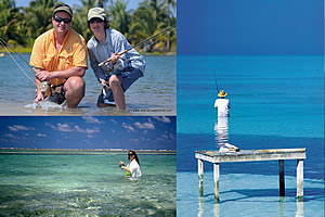 belize fishing photos
