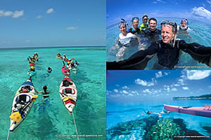 belize snorkeling photos