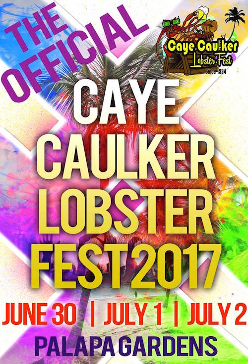 Caye Caulker Lobster Festival