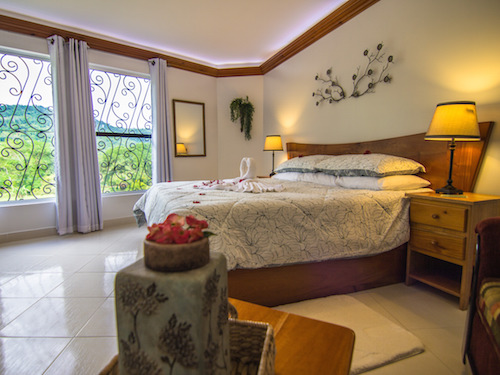 The Antelope Suite at Bocawina Rainforest Resort