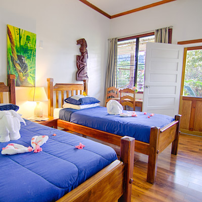Mayan Room at Bocawina Rainforest Resort