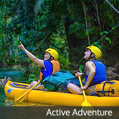 Active Adventure Belize