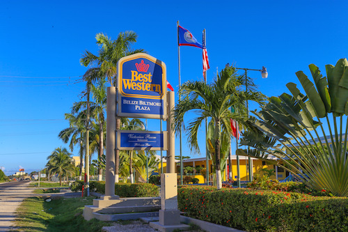 Biltmore Plaza Hotel in Belize City