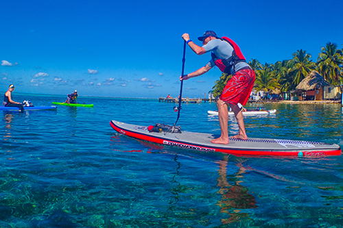 Norm Hann Paddleboard Skill Sessions