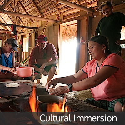 Cultural travel Belize