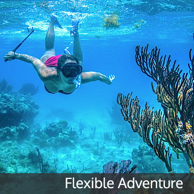 Flexible Adventure Belize