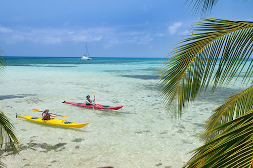 Kayak Rental In Belize