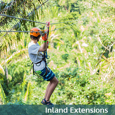 Inland Extensions Belize