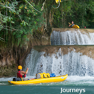 Journey travel Belize