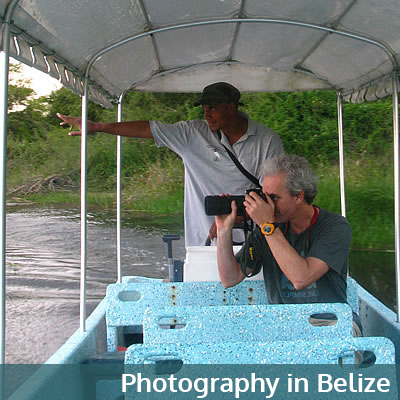 Photography in Belize