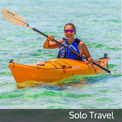 Solo travel Belize