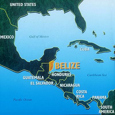 belize maps tours dive site maps belize geography belize