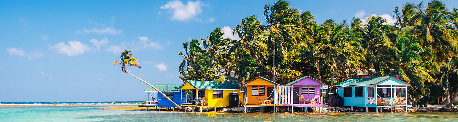 Tobacco Caye Paradise Islands Belize