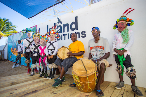 Garifuna Drumming in Dangriga