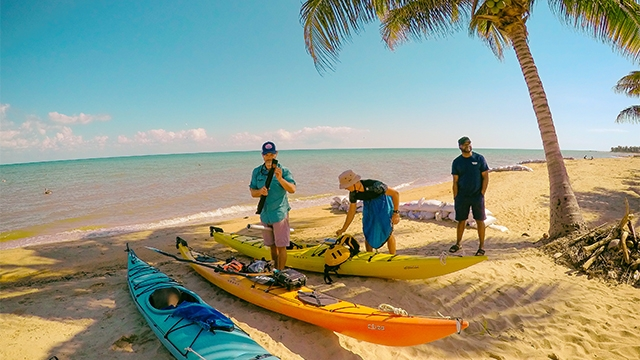 Top 10 Items for Tropical Water Paddling in Belize   Island