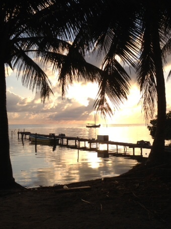 Sunrise Caye Caulker