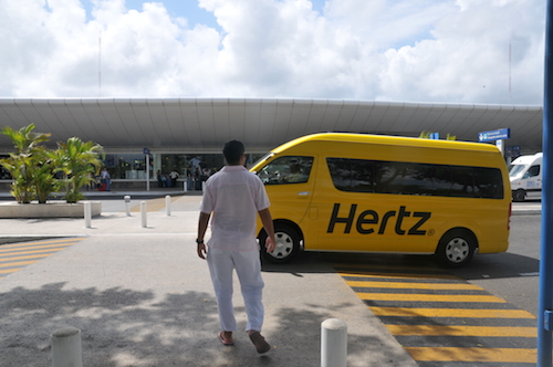 Car Rental at Belize International Airport