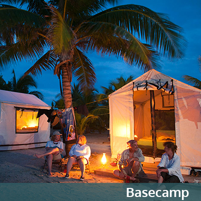 Basecamp travel Belize