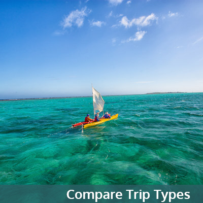 Compare Trip Types