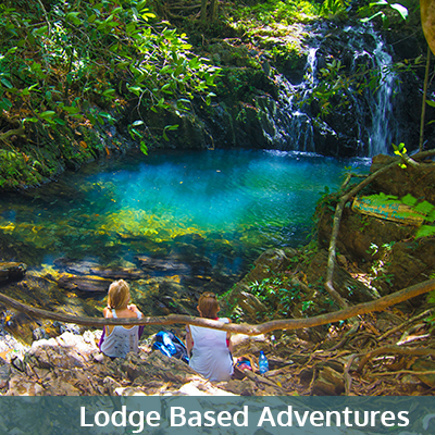 Lodge Based Adventures Belize
