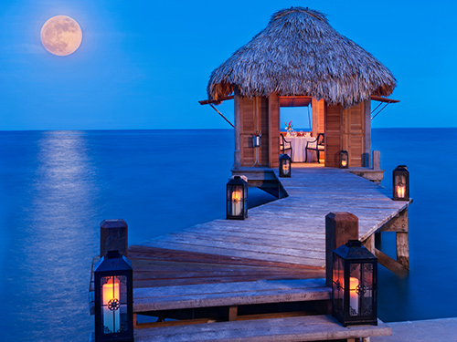 The Top 5 Most Romantic Places To Stay In Belize Island Expeditions