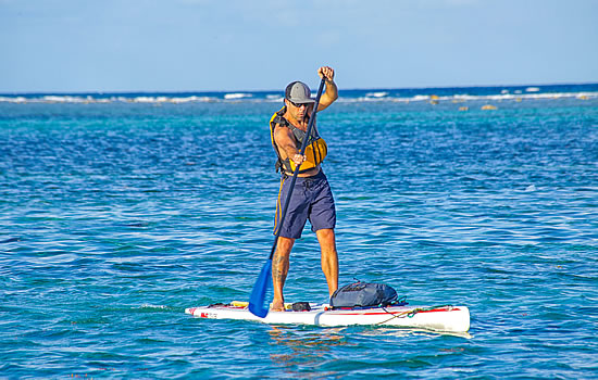 Glovers Getaway SUP Adventure with Norm Hann