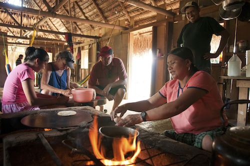 Learn to Make Tortillas with a Mayan Family