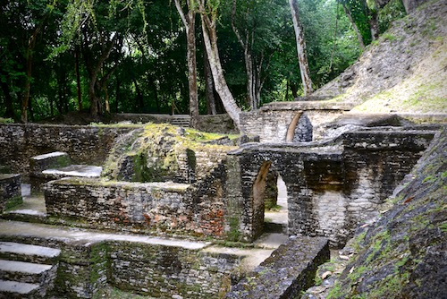 Mayan Sites Belize