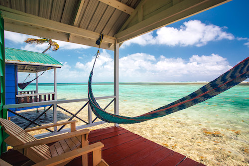 Tobacco Caye Paradise Awarded in the Top 10 Bargain Hotels in Belize, by TripAdvisor   Island Expeditions