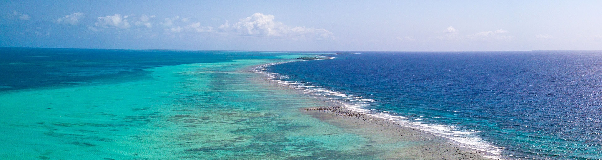 Belize Barrier Reef & Coral Atolls