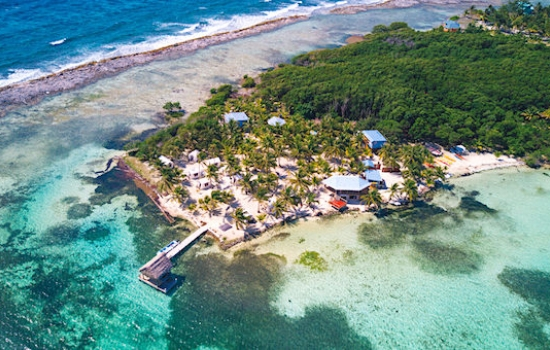 Glovers Reef Basecamp Belize
