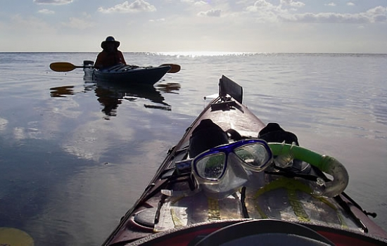 Sea Kayaking Snorkel