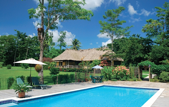 Lodge at Big Falls Belize